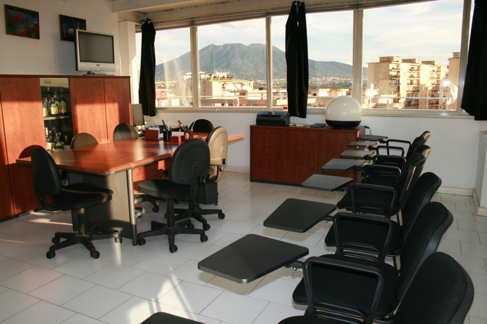 Affitto aula formazione Napoli
